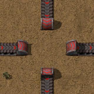 факторио быстрый конвейер