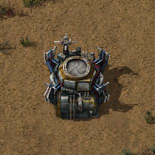 Roboport - Factorio Wiki