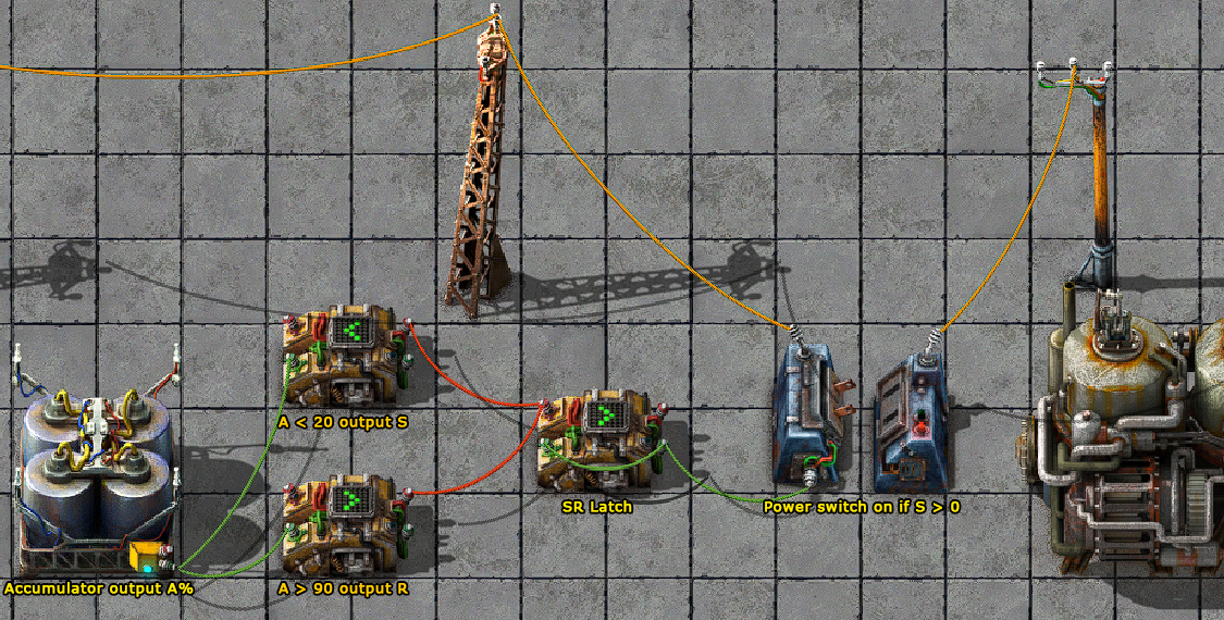 Tutorial:Circuit network cookbook - Factorio Wiki