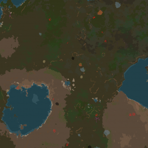 World generator factorio wiki an example how the world generator might create a new map default settings with map seed 123456789 gumiabroncs Images