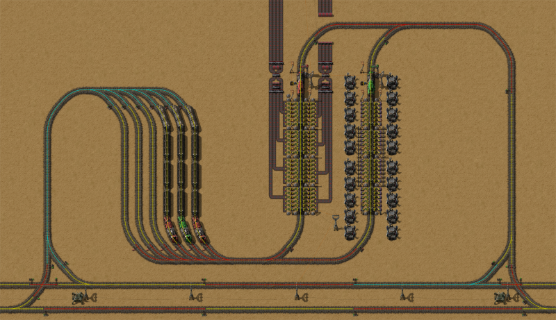 Tutorial:Train signals - Factorio Wiki