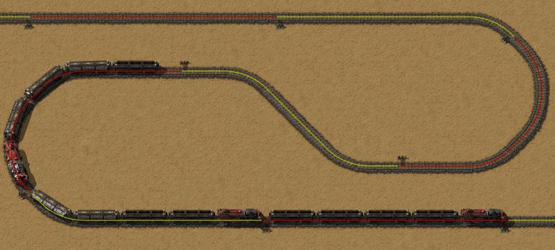 Tutorial:Train signals - Factorio Wiki